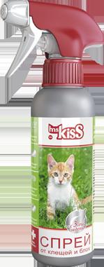 М.Кисс Спрей для кошек репеллентный, 200мл