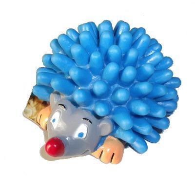 TRIXIE Игрушка-ежик для собак пищащий D-8,5см (фото)