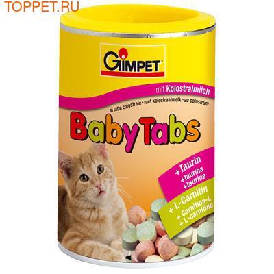 Gimpet Витамины для котят с Молозивом и Таурином 250таб