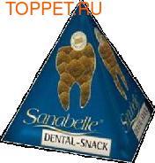 Bosch(Бош) Sanabelle DENTAL-SNACK Лакомство для чистки зубов у кошек 20г