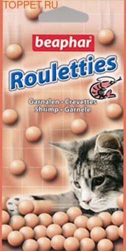 Beaphar Лакомство для кошек шарики с креветками 80шт