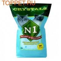 №1 Crystals Наполнитель силикагелевый 5л