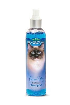 Bio-Groom Klean Kitty Waterless Шампунь без смывания для кошек 236 мл
