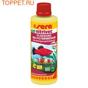 "Sera Bio Nitrivec средство для ""биологического старта"" аквариума 50мл"