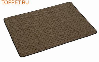 Beeztees Коврик для собак охлаждающий в жару, коричневый 100*72*1см (фото)
