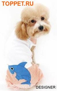 """I's Pet Костюм для собак """"Рыбка"""" размер М"""