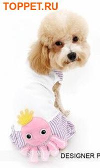 """I's Pet Костюм для собак """"Осьминог"""" размер S"""