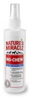 8 in 1 Спрей-антигрызин для собак Natures Miracle No-Chew Deterrent Spray 236мл