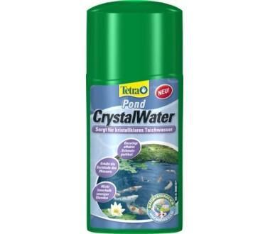 Tetra Pond Crystal Water средство для очистки прудовой воды от мути