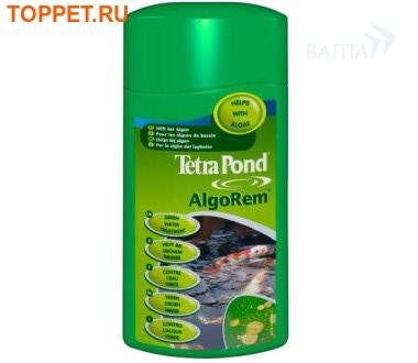 Tetra Pond AlgoRem средство от цветения воды из-за водорослей