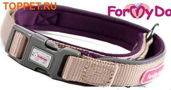 ForMyDogs Спортивный ошейник для собак крупных пород размер L (3см х44-60см)