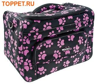 Moser Wahl Paw print bag сумка с лапами 39x25x27,5 см