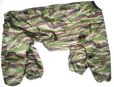 Бобровый дворик Дождевик для средних и крупных пород собак, камуфляж, модель для мальчика (фото)