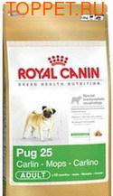 Royal Canin Мопс, сух.