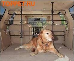 Solvit Барьер в машину для животных