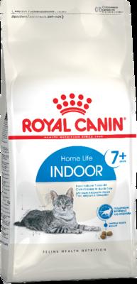 Royal Canin Сухой корм для кошек старше 7 лет живущих в помещении