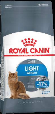 Royal Canin Сухой корм для кошек Light Weight с целью профилактики избыточного веса