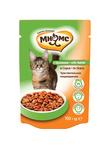 МНЯМС Паучи для взрослых кошек с кроликом 100 г в соусе, чувствительное пищеварение