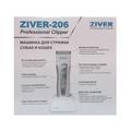 """Ziver Машинка для стрижки животных аккумуляторно-сетевая """"Ziver-206"""" 15Вт"""