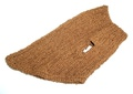 Fluk Свитер вязаный для собак св.коричневый, букле, ДС 23-27см, ОГ 30-40см.