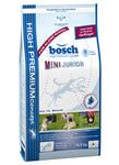 Bosch(Бош) Mini Junior сух. для щенков мелких пород