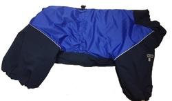 LifeDog Комбинезон для больших пород собак, василек/синий, размер 5XL, спина 60см