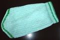 Fluk Свитер для средних пород собак вязаный мята, ДС36-41см, ОГ 38-50см.