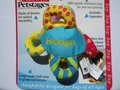 Petstages Игрушка для собак мини- мяч с кольцами