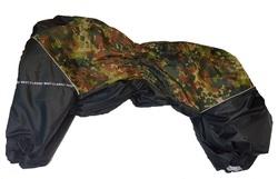 LifeDog Комбинезон для крупных пород собак, камуфляж, размер 7XL, для девочек, спина 75-85см