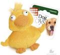 GiGwi Игрушка для собак Утка с пищалками