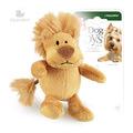 GiGwi Игрушка для собак Лев с пищалкой
