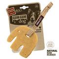 GiGwi Игрушка для средних собак Слон большой из эко-резины 11см