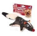 GiGwi Игрушка для маленьких и средних собак Скунс с пищалкой 9см