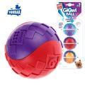 GiGwi Игрушка для маленьких собак Три мяча с пищалкой 5см