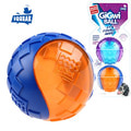 GiGwi Игрушка для маленьких собак Два мяча с пищалкой 6см