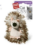 GiGwi Игрушка для кошек Ёжик с погремушкой