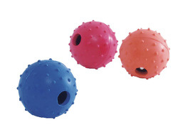 Beeztees Игрушка для собак Мячик с колокольчиком, 5см