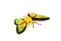 Beeztees Игрушка для кошек Бабочка плюш 11см