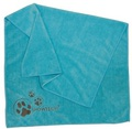 SHOW TECH Microtowel полотенце из микрофибры бирюзовое 56x90см