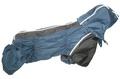 ZooPrestige Дождевик для французского бульдога, синий, размер ФР44