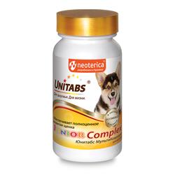 Unitabs JuniorComplex с B9 Витамины для щенков 100таб