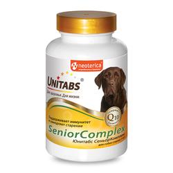 Unitabs SeniorComplex Витамины для собак старше 7 лет 100таб