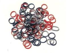 Lainee Резинки латексные размер S, разноцветные 50 штук в упаковке