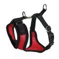 Hunter Шлейка для собак Manoa нейлон/сетчатый текстиль красный