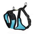 Hunter Шлейка для собак Manoa нейлон/сетчатый текстиль голубой