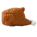 "MAJOR Игрушка для собак ""Курица гриль"" латекс 7.5х13х6 см"