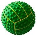 """MAJOR Игрушка для собак """"Мяч с пищалкой""""латекс 8 см"""