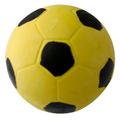"""MAJOR Игрушка для собак """"Мяч футбольный"""" с пищалкой латекс 9.5 см"""
