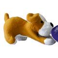 "MAJOR Игрушка для собак ""Щенок"" с пищалкой латекс 9.5х7.5х5 см"