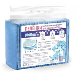PetMil Пеленки для собак одноразовые 60*40см